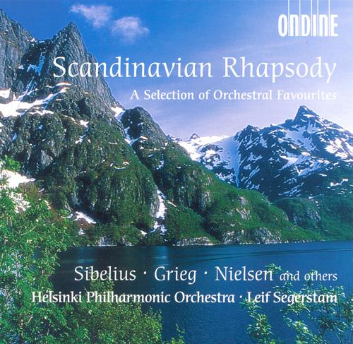 Orchestral Music - SIBELIUS, J. / GRIEG, E. / NIELSEN, C. (Scandinavian Rhapsody) (Helsinki Philharmonic, Segerstam)