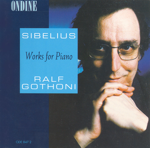 SIBELIUS, J.: Piano Music (Gothoni)
