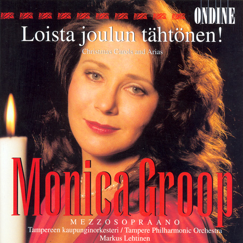 Vocal Recital: Groop, Monica - Christmas Carols and Arias (Loista joulun tahtonen!)