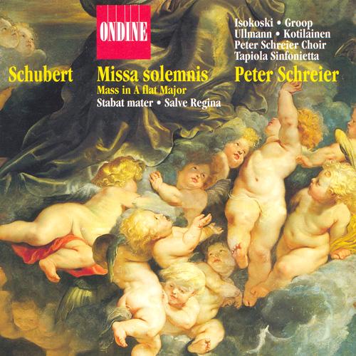 SCHUBERT, F.: Mass No. 5 / Stabat Mater / Salve regina (Schreier)