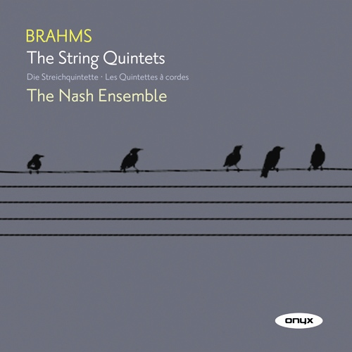 BRAHMS, J.: String Quintets Nos. 1 and 2 (Nash Ensemble, P. Dukes)