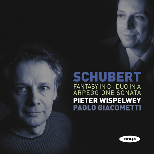 SCHUBERT, F.: Fantasy in C major, D. 934 / Duo Sonata in A major, D. 574 / Arpeggione Sonata (arr. for cello) (Wispelwey, Giacometti)