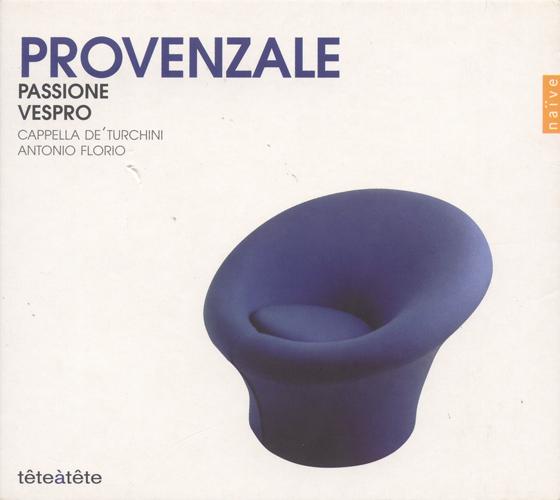 PROVENZALE, F.: Dialogo della Passione / CAILO, G.C.: Sonata for 3 Violins and Organ (Passione, Vespro) (Cappella de' Turchini, Florio)