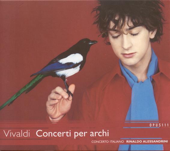 VIVALDI, A.: Concerti for Strings - RV 115, 120, 121, 123, 129, 141, 143, 153, 154, 156, 158, 159 (Concerti per strumenti varii, Vol.2) (Alessandrini)