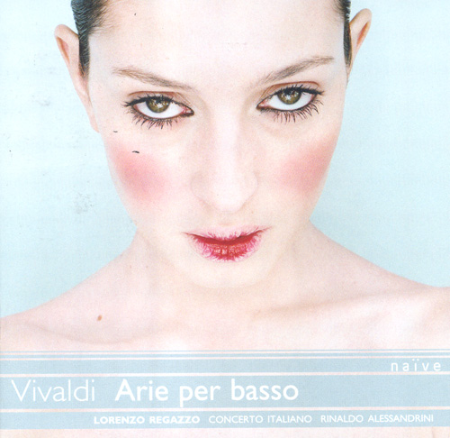 VIVALDI, A.: Opera Arias for Bass (Opere teatrali, Vol. 7) (Regazzo)