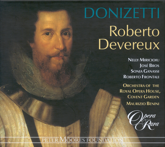 DONIZETTI, G.: Roberto Devereux [Opera] (Bros)