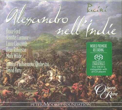 PACINI: Alessandro nelle Indie [Opera]
