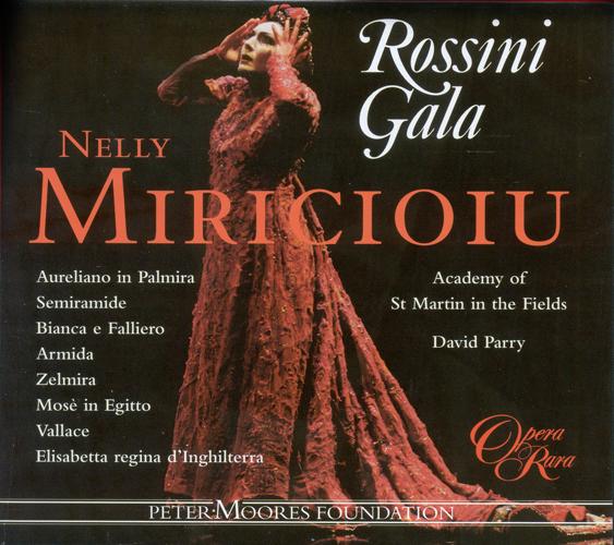 ROSSINI, G.: Opera Arias (Miricioiu) (Rossini Gala)