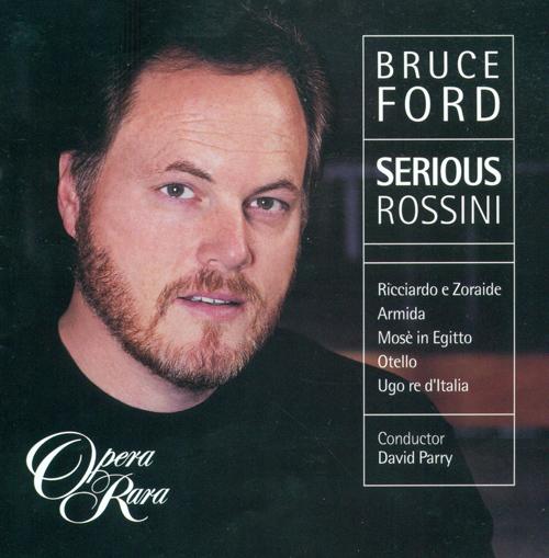 ROSSINI, G.: Opera Highlights - Ricciardo e Zoraide / Armida / Otello, ossia Il moro di Venezia (Ford)