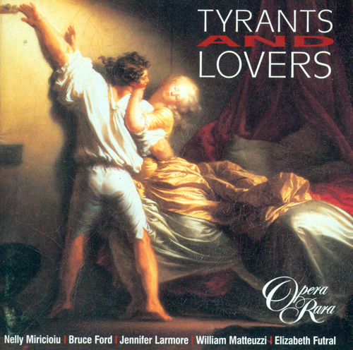 Opera Excerpts - MAYR, G.S. / DONIZETTI, G. / ROSSINI, G. / AUBER, D.F. / PACINI, G. / BALFE, M.W. / MERCADANTE, S. (Tyrants and Lovers)