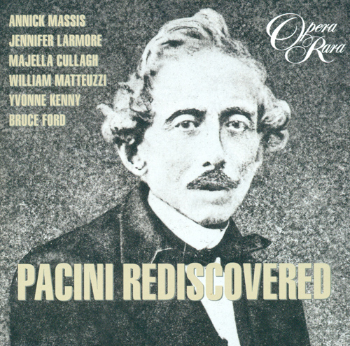 PACINI, G.: Opera Excerpts (Pacini Rediscovered)
