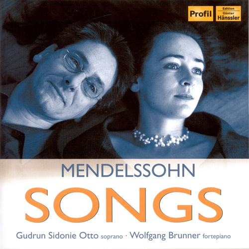 MENDELSSOHN, Felix: Lieder (Otto, Brunner)