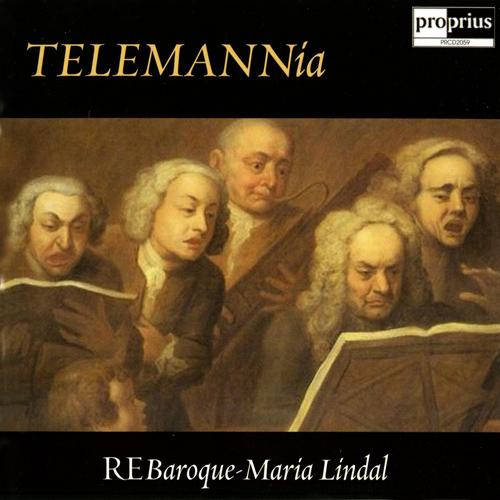TELEMANN, G.P.: Chamber Music (TELEMANNia)