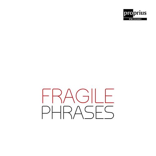 Flute and Guitar Recital: Duo Dēlinquō - EYSER, E. / FRED, Y. / KÄCK, M. / STORM, S. (Fragile Phrases)