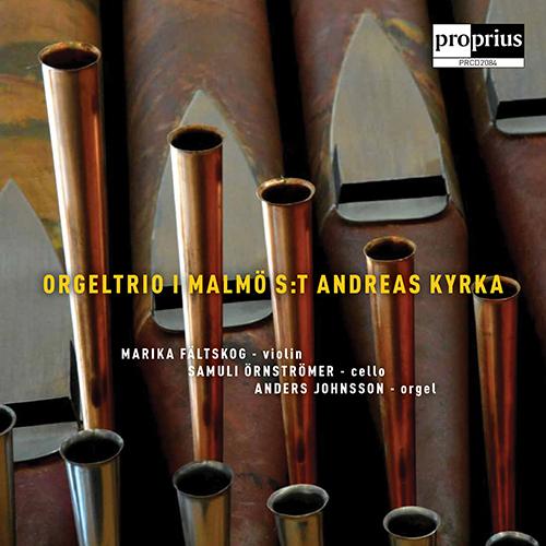 Chamber Music - GUSTAFSSON, K.-E. / LISOWSKI, Ł. / RHEINBERGER, J.G. / STORM, S. (Orgeltrio i Malmö)