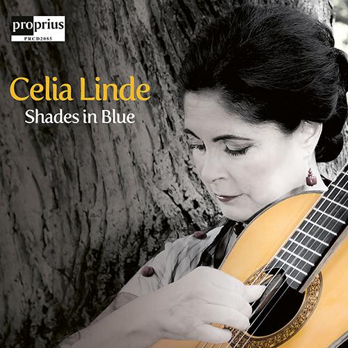 Guitar Music - LINDE, C. / BROUWER, L. / GUBAIDULINA, S. / MEYERS, S. (Shades in Blue)