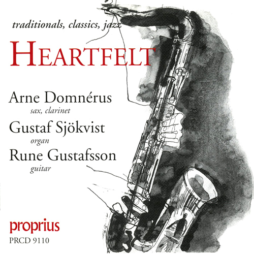 DOMNERUS, Arne: Heartfelt