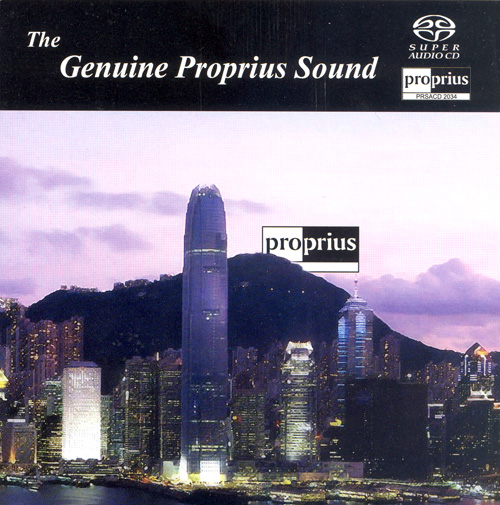 PROPRIUS SAMPLER: Genuine Proprius Sound (The)
