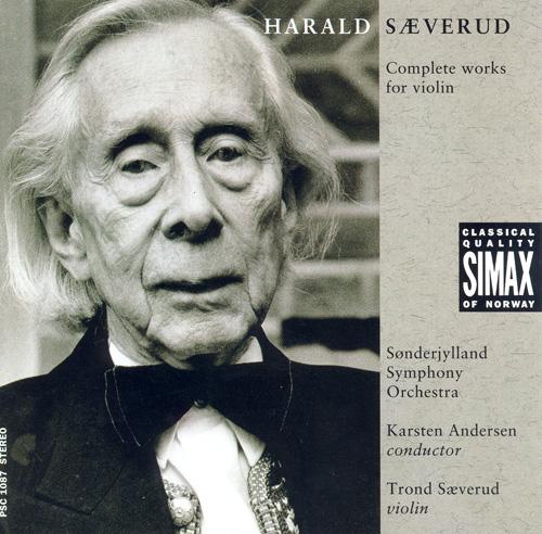 SAEVERUD, H.: 20 Small Duets for 2 Violins / Violin Concerto / Romanza / Elegie (Saeverud, Sonder Jutland Symphony, Andersen)