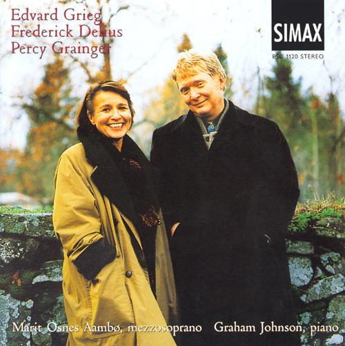 Vocal Recital: Aambo, Marit Osnes - GRIEG, E. / DELIUS, F. / GRAINGER, P.