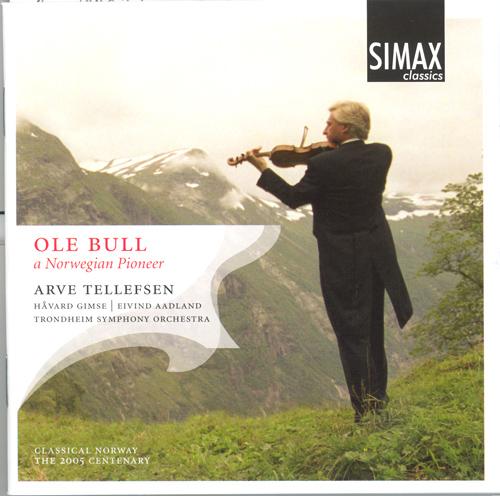 BULL, O.: Violin Music (Tellefsen)