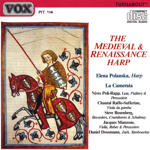 Medieval and Renaissance Harp