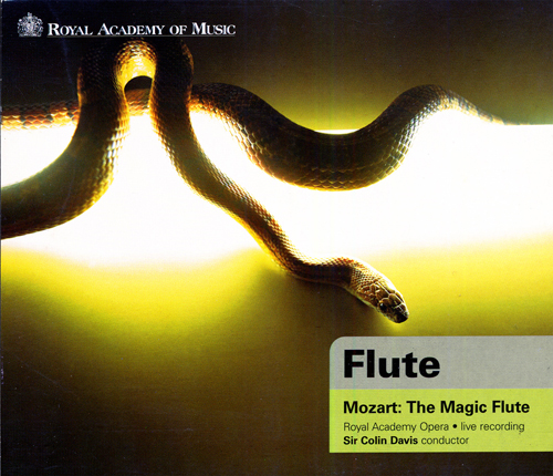 MOZART: Magic Flute (The), K. 620 (Sung in English)