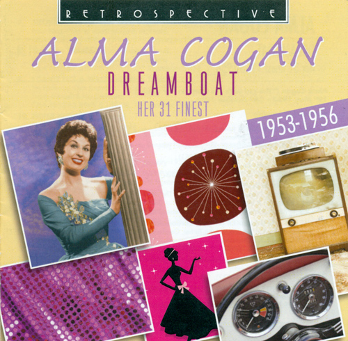 COGAN, Alma: Dreamboat (1953-1956)
