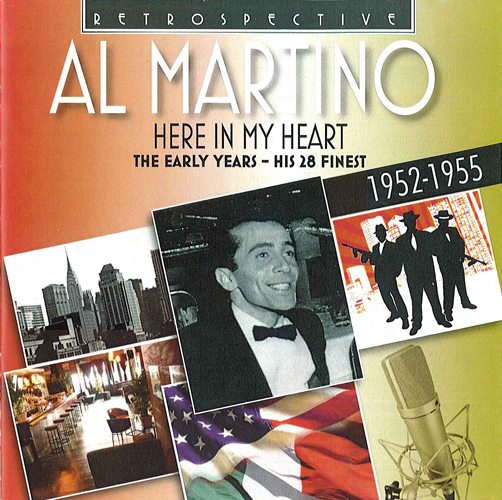 MARTINO, Al: Here In My Heart (1952-1955)