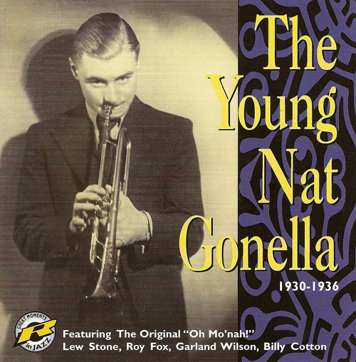 GONELLA, Nat: Young Nat Gonella (The) (1930-1936)