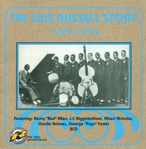 RUSSELL, Luis: Luis Russell Story (1929-1934)