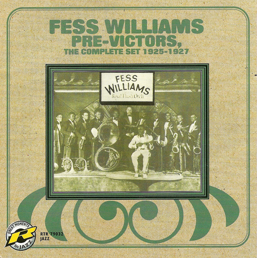 WILLIAMS, Fess: Fess Williams Pre-Victors, The Complete Set (1925-1927)