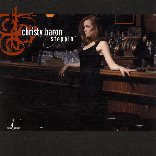 BARON, Christy: Steppin'