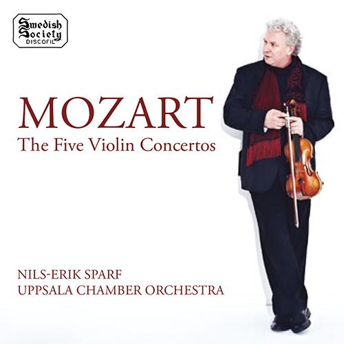 MOZART, W.A.: Violin Concertos Nos. 1-5