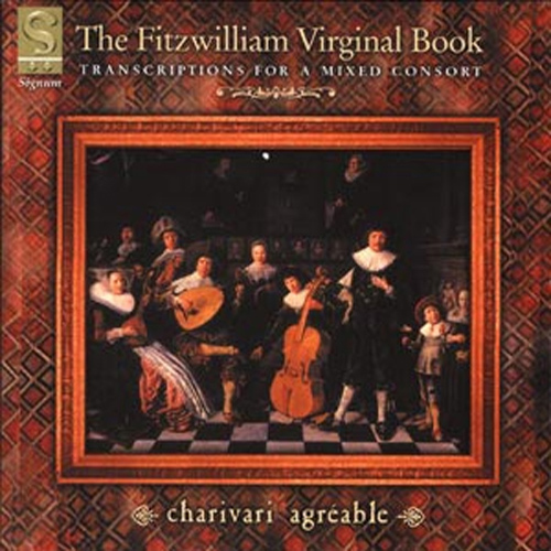 FITZWILLIAM VIRGINAL BOOK (THE) - Transcriptions for Mixed Consort
