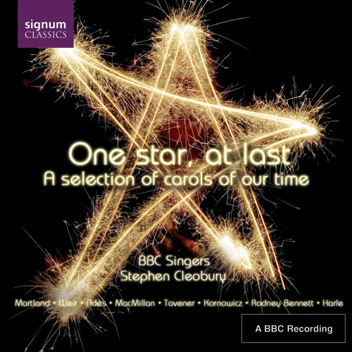 ONE STAR, AT LAST - A Selection of Carols of Our Time