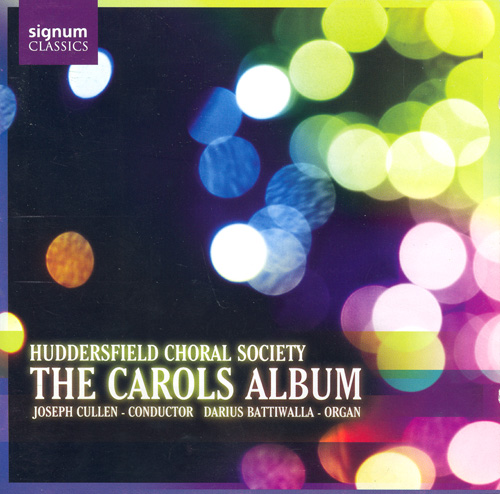 CAROLS ALBUM (THE) (Huddersfield Choral Society)