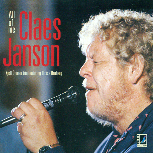 JANSON, Claes: All of Me