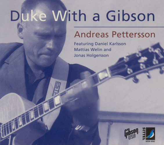 PETTERSSON, Andreas: Duke With a Gibson