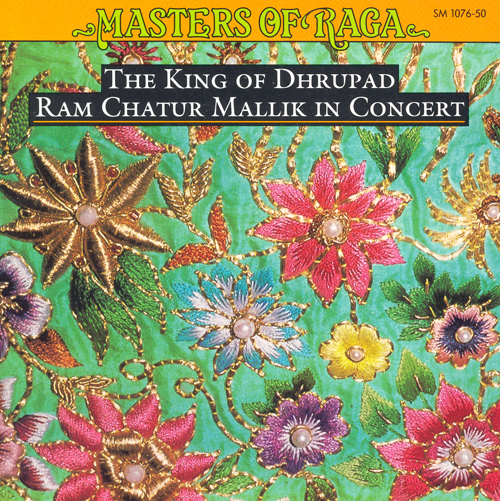 INDIA Ram Chatur Mallik: The King of Dhrupad in Concert