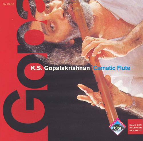 INDIA Gopalakrishnan, K.S.: Carnatic Flute