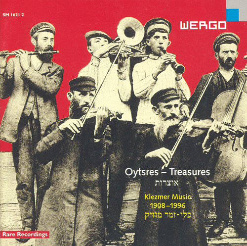 KLEZMER Klezmer Music Treasures