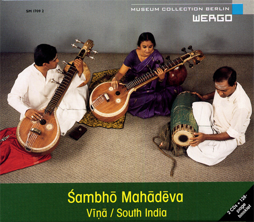 MUSEUM COLLECTION BERLIN: Sambho Mahadeva: The Vina in South India