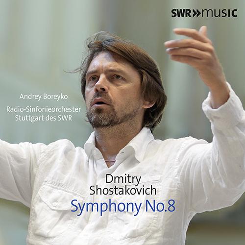 SHOSTAKOVICH, D.: Symphony No. 8