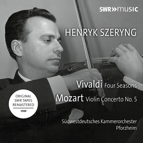 VIVALDI, A.: Four Seasons (The) / MOZART, W.A.: Violin Concerto No. 5