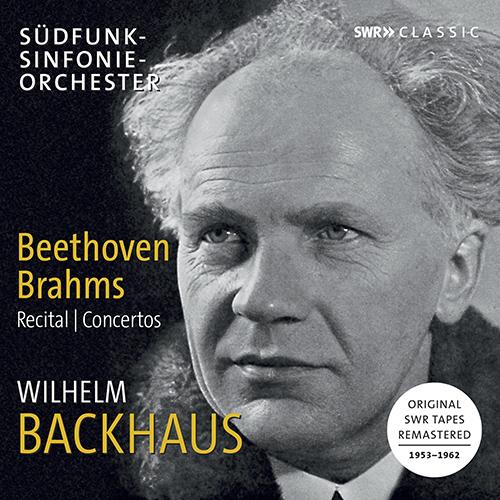 BEETHOVEN, L. van: Piano Sonatas Nos. 3, 21, 29 / Piano Concerto No. 5 / BRAHMS, J.: Piano Concerto No. 2