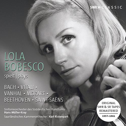 Violin and Orchestra Music - BACH, J.S. / VITALI, T.A. / VAŇHAL, J.B. / MOZART, W.A.