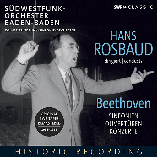 BEETHOVEN, L. van: Symphonies / Concertos / Overtures