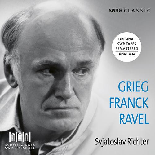 Piano Recital: Richter, Sviatoslav - GRIEG, E. / FRANCK, C. / RAVEL, M.