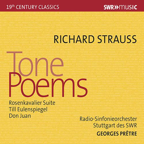 STRAUSS, R.: Rosenkavalier Suite / Till Eulenspiegels lustige Streiche / Don Juan